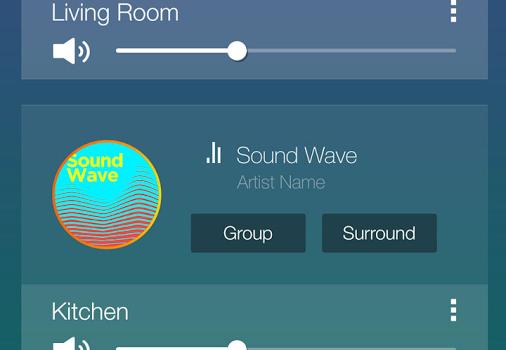 Wireless Audio - Multiroom Ekran Görüntüleri - 1