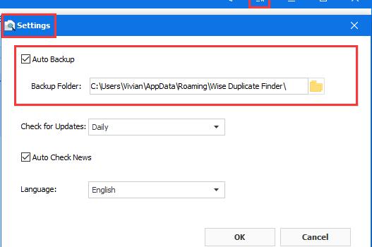 Wise Duplicate Finder Ekran Görüntüleri - 4