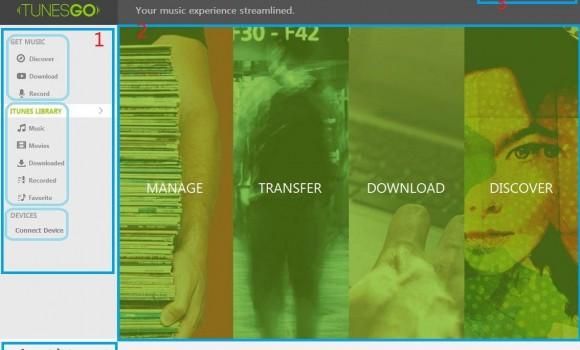 Wondershare TunesGo Ekran Görüntüleri - 4