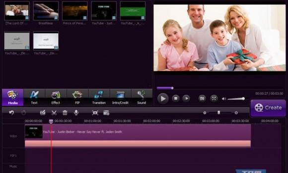 Wondershare Video Editor Ekran Görüntüleri - 4