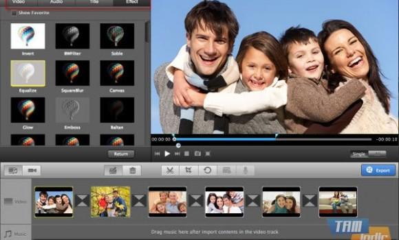 Wondershare Video Editor Ekran Görüntüleri - 5