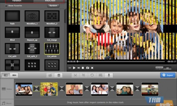 Wondershare Video Editor Ekran Görüntüleri - 3