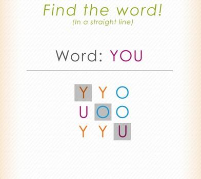 Word Search Race Ekran Görüntüleri - 5