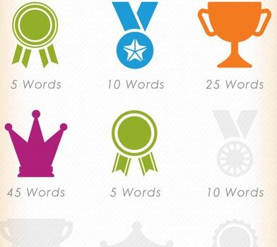 Word Search Race Ekran Görüntüleri - 2