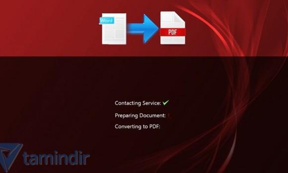 Word2PDF Ekran Görüntüleri - 1
