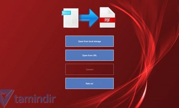 Word2PDF Ekran Görüntüleri - 3