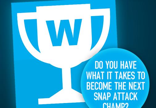 Wordament Snap Attack Ekran Görüntüleri - 1
