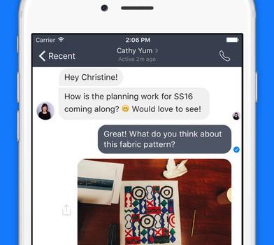 Work Chat Ekran Görüntüleri - 3