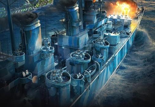 World of Warships Blitz Ekran Görüntüleri - 1