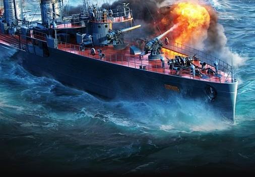 World of Warships Blitz Ekran Görüntüleri - 2