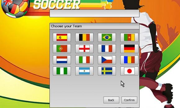 World Wide Soccer Ekran Görüntüleri - 5