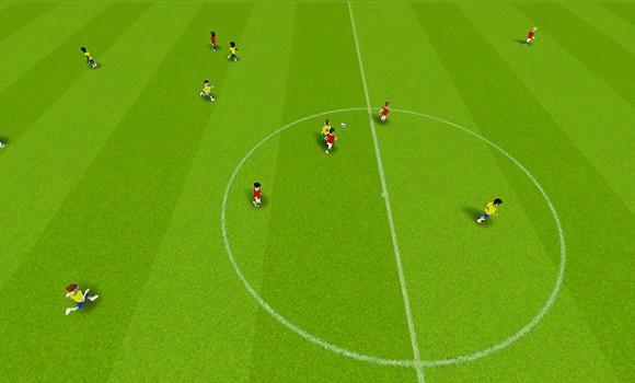 World Wide Soccer Ekran Görüntüleri - 2