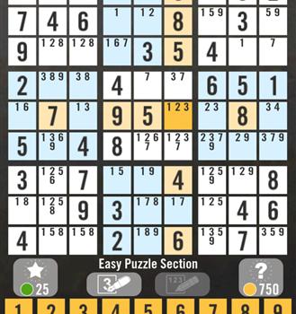 World's Biggest Sudoku Ekran Görüntüleri - 1