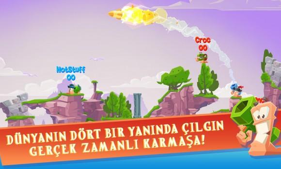 Worms 4 Ekran Görüntüleri - 2