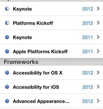 WWDC Ekran Görüntüleri - 1