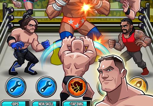 WWE Tap Mania Ekran Görüntüleri - 2