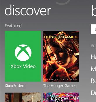 Xbox 360 SmartGlass Ekran Görüntüleri - 1
