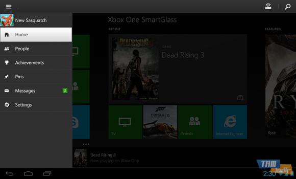 Xbox One SmartGlass Beta Ekran Görüntüleri - 2