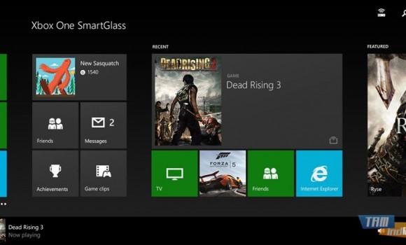 Xbox One SmartGlass Ekran Görüntüleri - 3