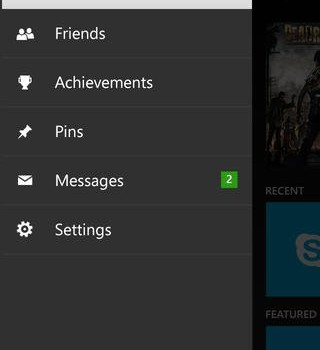 Xbox One SmartGlass Ekran Görüntüleri - 1