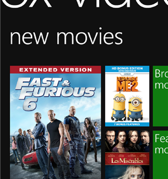 Xbox Video Ekran Görüntüleri - 3