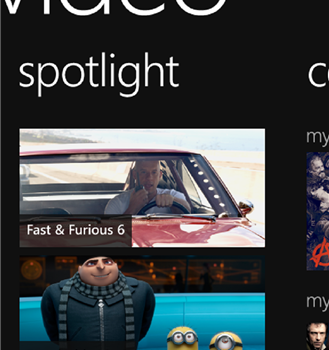 Xbox Video Ekran Görüntüleri - 1
