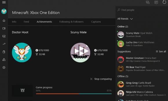 Xbox Ekran Görüntüleri - 1