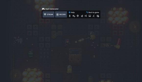 XSplit Gamecaster Ekran Görüntüleri - 4