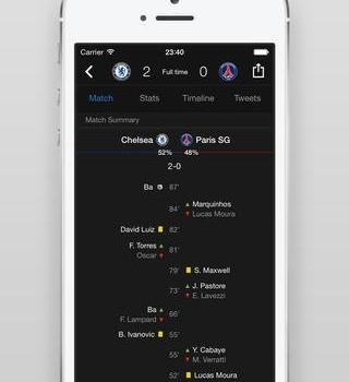 Yahoo Sports Ekran Görüntüleri - 3