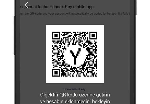 Yandex.Anahtar Ekran Görüntüleri - 1