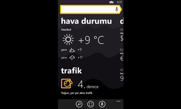 Yandex.Arama Ekran Görüntüleri - 5