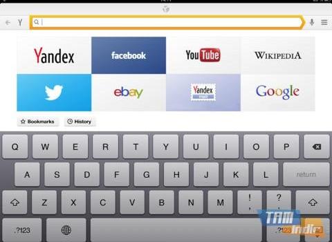 Yandex.Browser Ekran Görüntüleri - 1