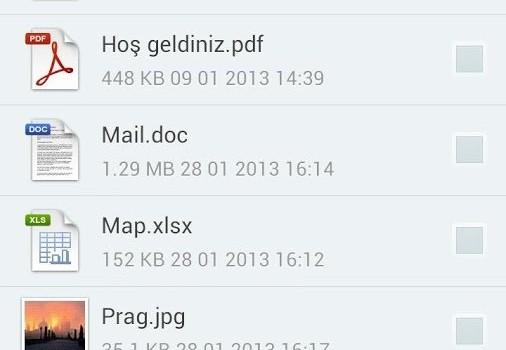 Yandex.Disk Ekran Görüntüleri - 2