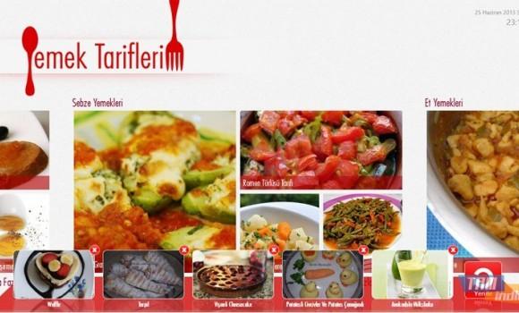 Yemek Tariflerim Ekran Görüntüleri - 2