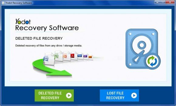 Yodot File Recovery Ekran Görüntüleri - 2