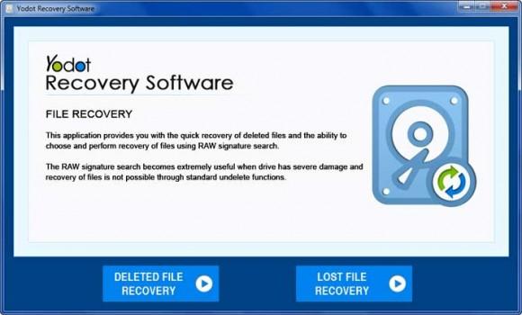 Yodot File Recovery Ekran Görüntüleri - 1