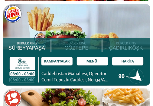 You Order App Ekran Görüntüleri - 2