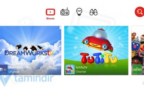 YouTube Kids Ekran Görüntüleri - 3