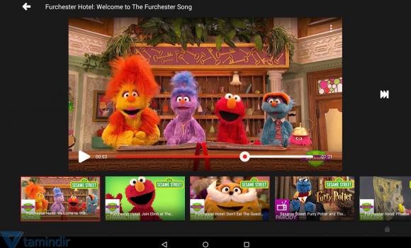 YouTube Kids Ekran Görüntüleri - 1