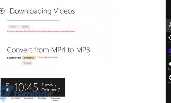 YouTube [MP3/ MP4] Ekran Görüntüleri - 3