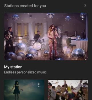 YouTube Music Ekran Görüntüleri - 5