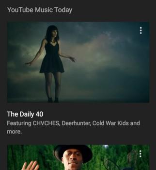 YouTube Music Ekran Görüntüleri - 1
