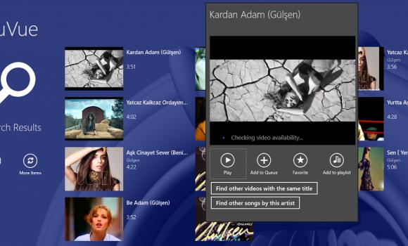 YouVue Ekran Görüntüleri - 1