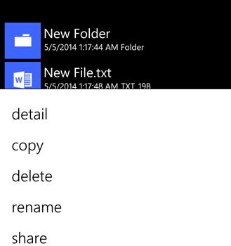 Yuki FileExplorer Ekran Görüntüleri - 1