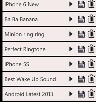 Free Ringtones HQ Ekran Görüntüleri - 1