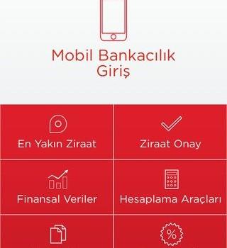 Ziraat Mobil Ekran Görüntüleri - 3