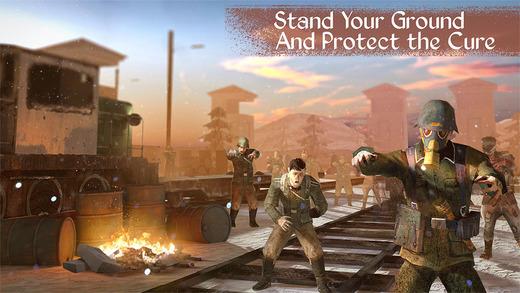 Zombie Call: Dead Shooter FPS Ekran Görüntüleri - 3