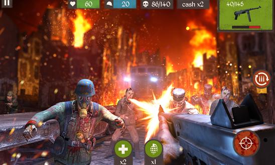 Zombie Call: Dead Shooter FPS Ekran Görüntüleri - 4