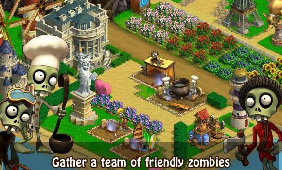 Zombie Castaways Ekran Görüntüleri - 5