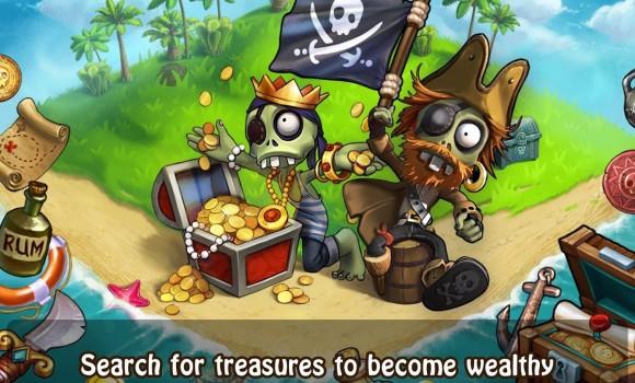 Zombie Castaways Ekran Görüntüleri - 2